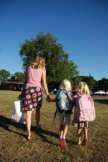 Le jour J premier jour d école