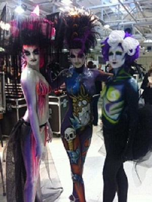 The Makeup Show Europe 2012 2ème édition
