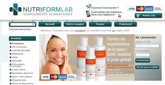 Nutriformlab