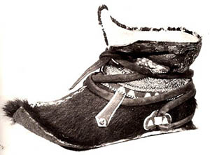 Les hommes, les chaussures, une personnalité ?