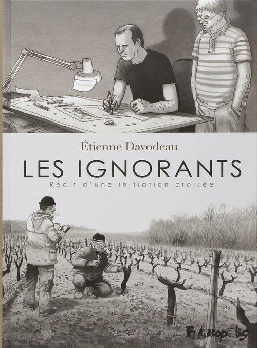 821195ea448d2c73bde0fe504e102b3d - Les ignorants de Etienne Davodeau