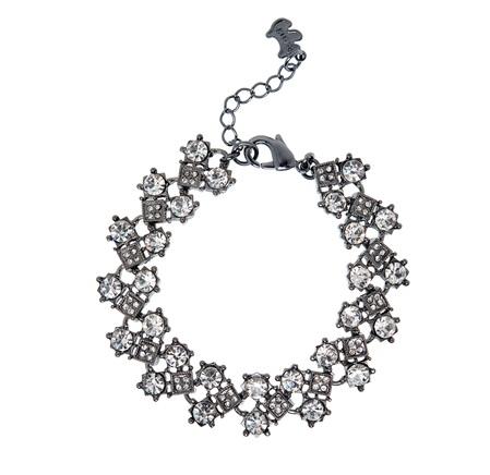 Bracelet Empire Agatha couleur crystal