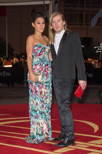 Christophe Guillarme Josephine joubert 12e Festival du Film de Marrakech