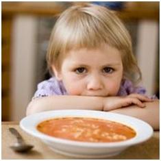 Que faire lorsque mon enfant refuse de manger