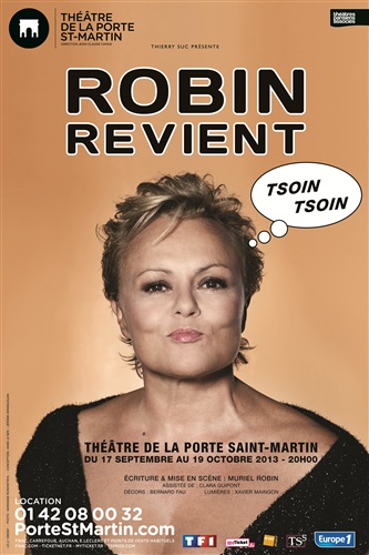Muriel Robin revient !