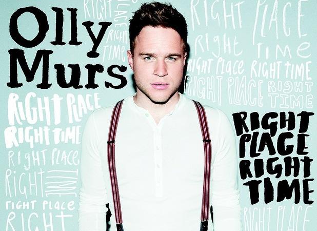 Olly Murs, une année 2013 chargée