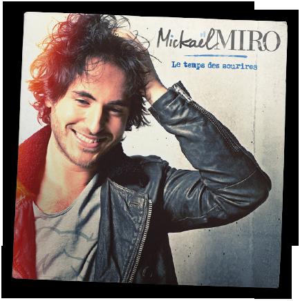 Mickaël Miro, un nouvel album !