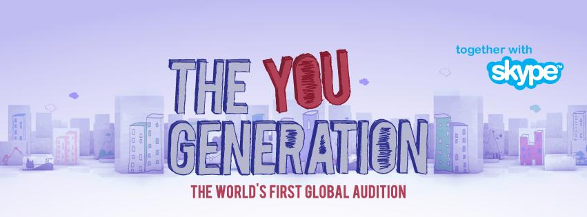 The You Generation : Une nouvelle forme de casting !