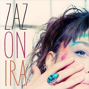 Zaz, un nouveau single peut cacher un nouvel album.