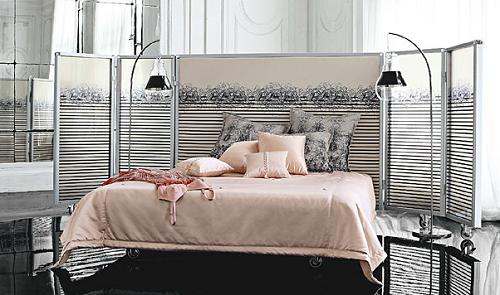 lit paravent - Tête de lit : la star de la chambre