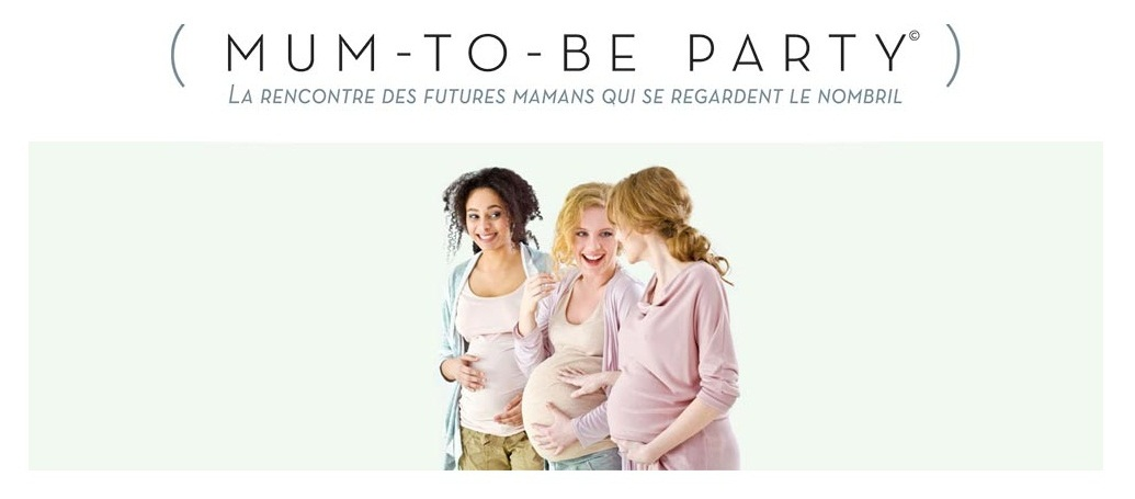La Mum to be Party : la rencontre des futures mamans qui se regardent le nombril