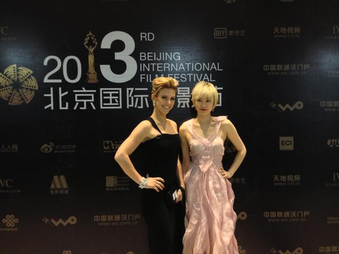 Lorie à Cannes et bientôt au cinéma