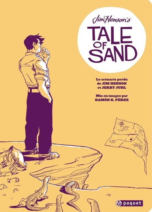 d9ea00cd3cf996dd26b72b097a7da9f0 - Tales of sand de Jim Henson et Jerry Juhl