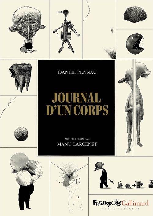 c287a06d601b14d8c5e1706c093840ac - Journal d'un corps de Daniel Pennac et Manu Larcenet