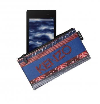 Nexus 7 s'habille en KENZO pour la Paris Fashion Week