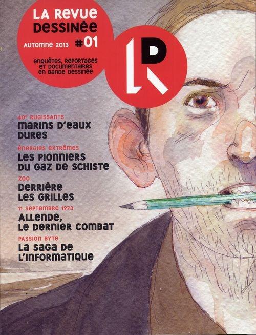 5f8718a2f3760ea641b0f7d1f5c788a2 - Nouveau magazine d'actualités : La revue dessinée