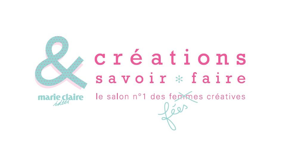logo salon creations savoir et faire - Salon Créations & Savoir-Faire