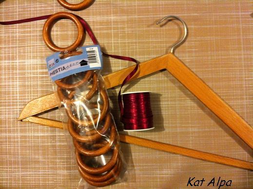 cintre 3 - Rangement malin pour étoles et écharpes