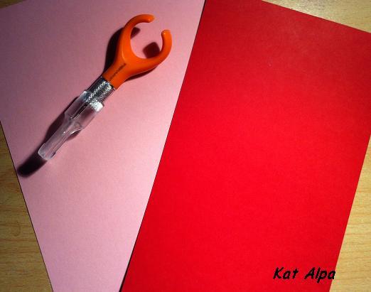 carte 1 - DIY pour la Saint Valentin