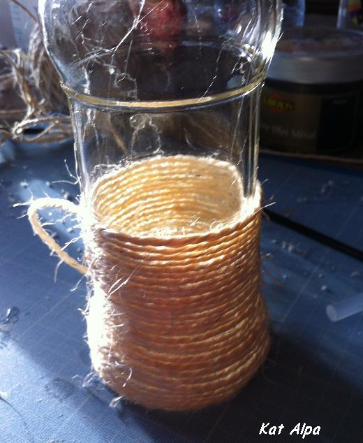 vase 4 - Kat Alpa nous propose de tester la réalisation d'un vase récup' fait maison