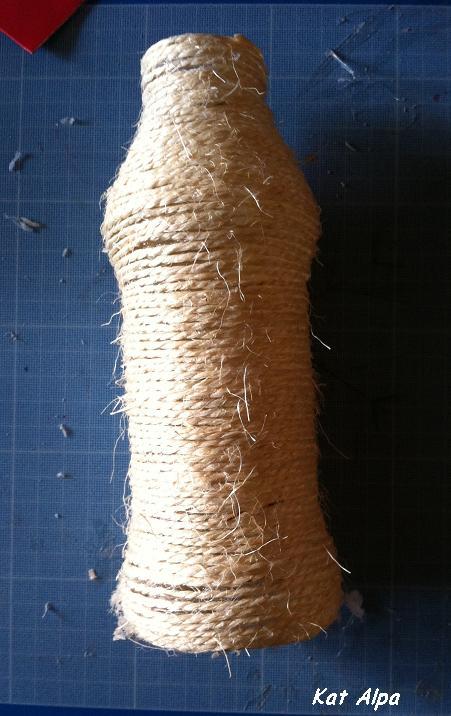 vase 5 - Kat Alpa nous propose de tester la réalisation d'un vase récup' fait maison