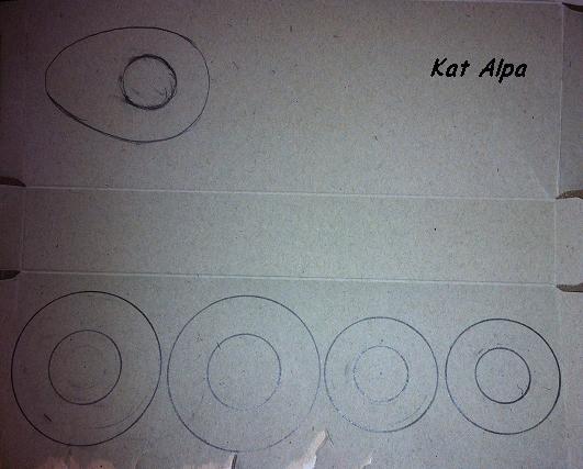 paques 1 - TUTO LOISIR CRÉATIF BY Kat Alpa : Des pompons pour Pâques