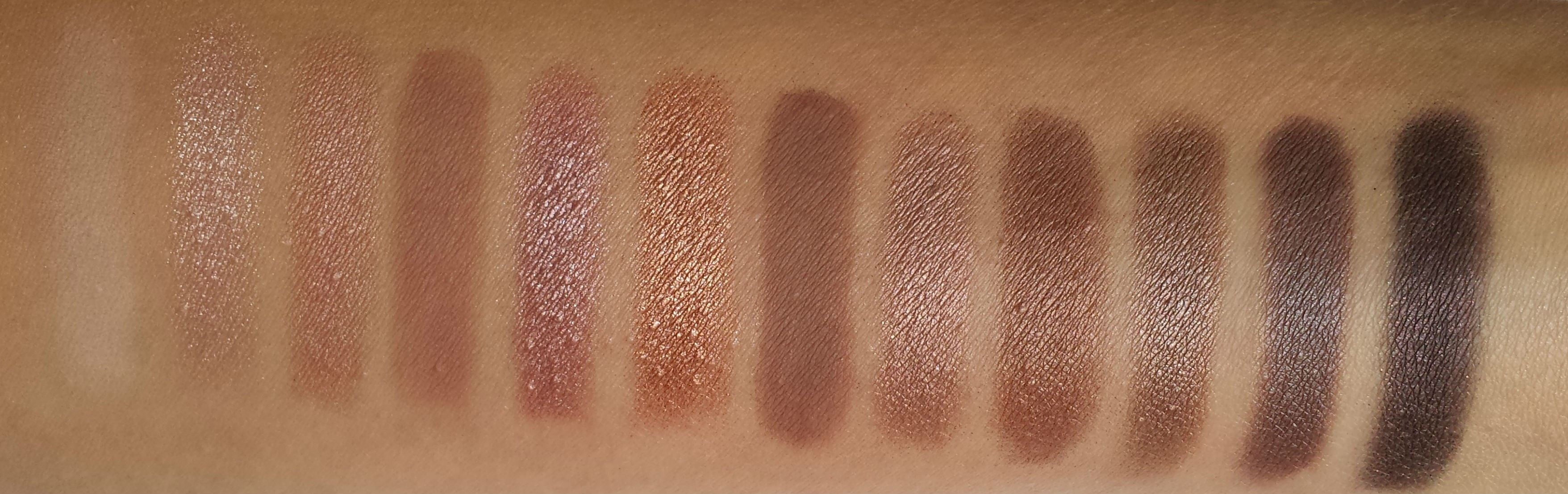 iconicswatch - ICONIC 3, La palette low cost qui va faire de l'ombre à la NAKED 3