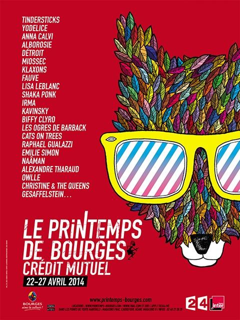 Bilan du Printemps de Bourges 2014