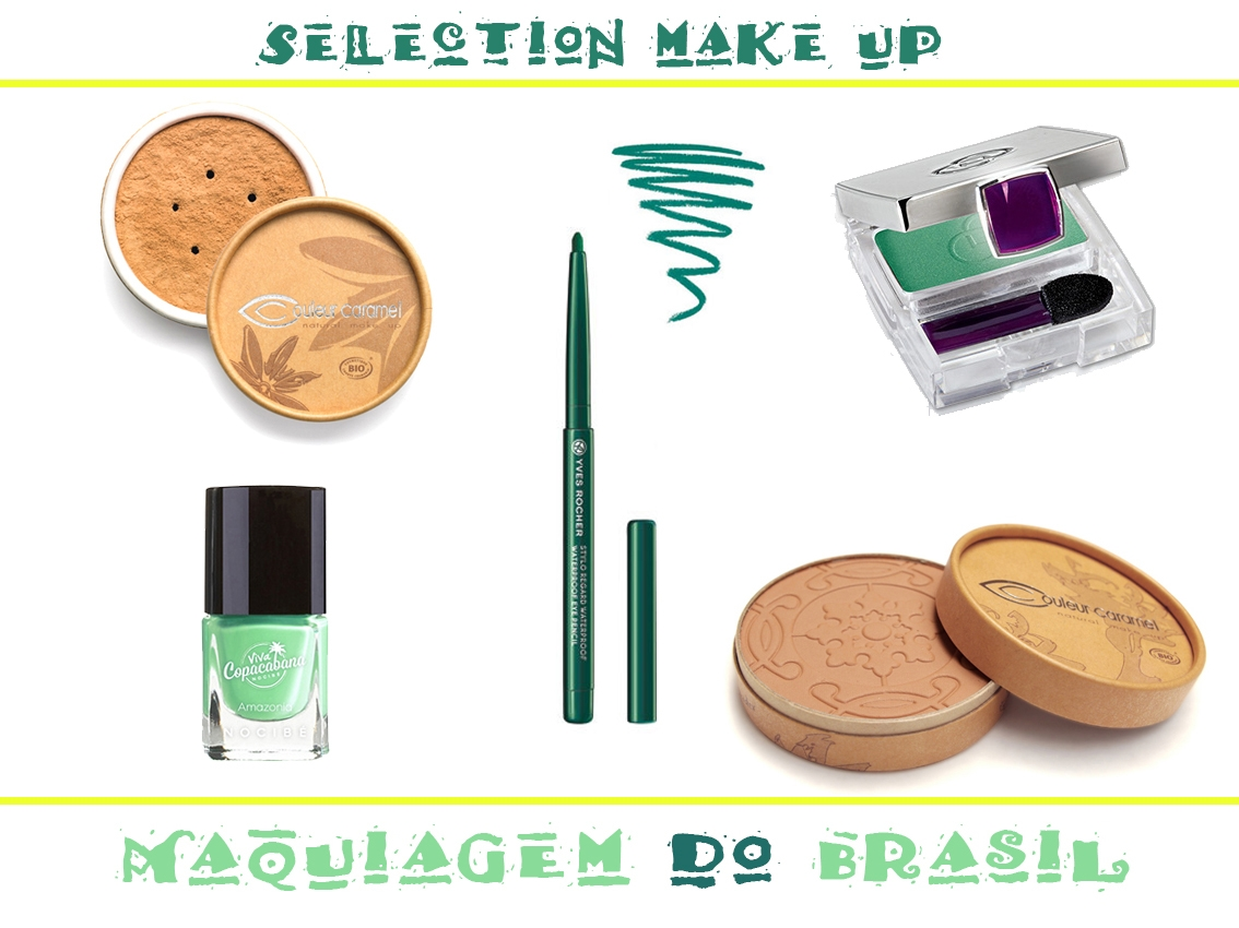 "0b9af8663810178a91c6ebea9711fcd6 - Sélection MAQUILLAGE ""DO BRASIL"" !!!"