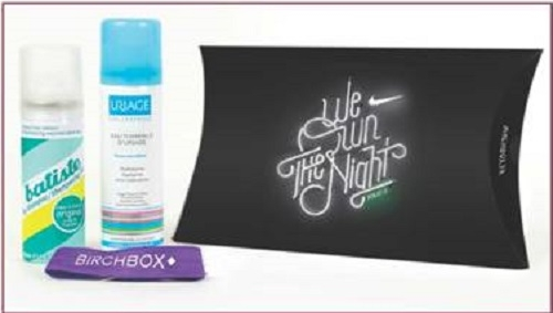 "3ad8a93d69f0d23db55fddb7a3241ed2 - Birchbox, Partenaire de la course 100% féminine ""WE OWN THE NIGHT"""
