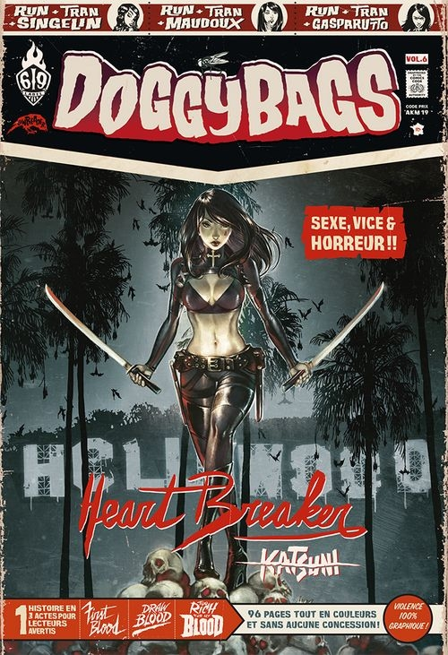 27ae4a7fde52e0f0f4b3f6507837c4eb - Doggybags 6 – HeartBreaker par Run et Tran