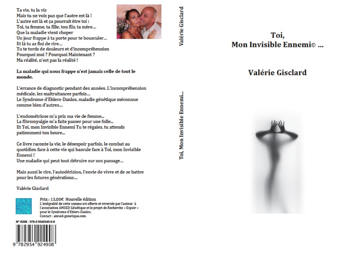 livre A.M.S.E.D. Genetique - Ford Boyard soutient AMSED Génétique