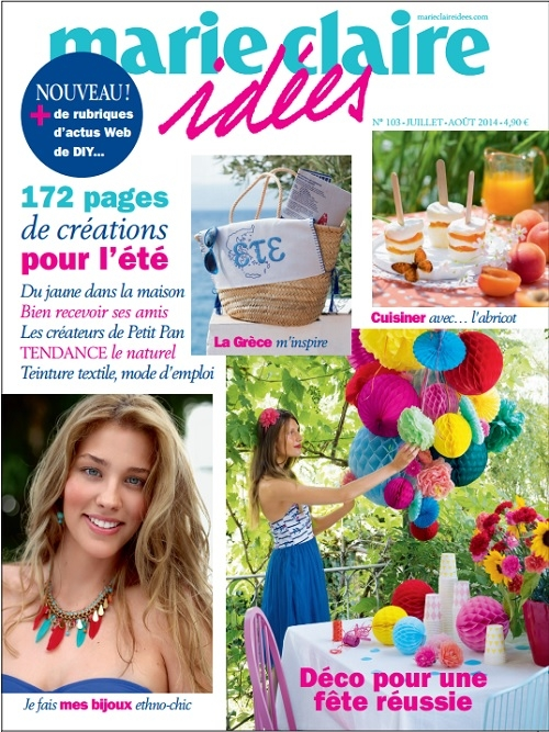 4d5d7b1ab14026eb010bbc44f2d1b5ed - Marie-Claire Idées, Nouvelle formule !