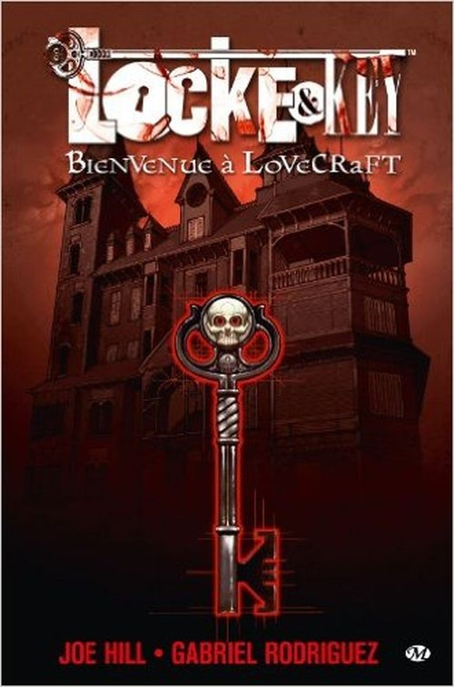 Locke and Key de Joe Hill et Gabriel Rodriguez