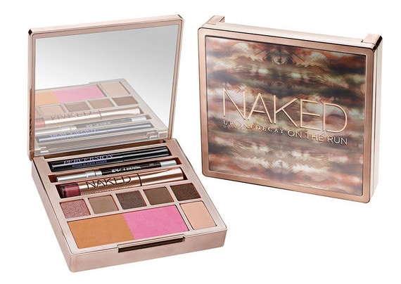 naked open - QUI AURA SA PALETTE URBAN DECAY « ON THE RUN » SOUS LE SAPIN ?