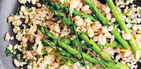salade perles sesame - Salade de perles au sésame