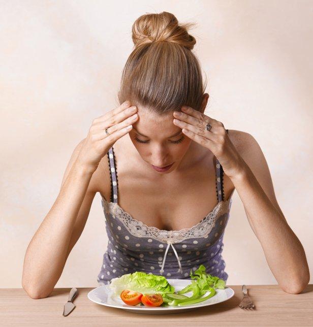 Anorexie - Mon assiette, un miroir à cauchemars