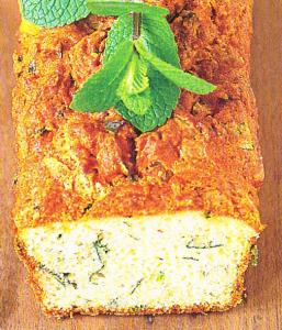 Cake courgette et carotte