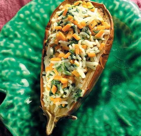 aubergine-farci-legumes