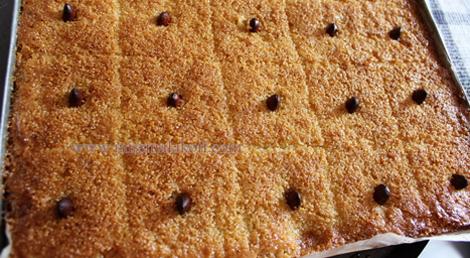 Gâteaux Chamia aux amandes - Kalb el louz