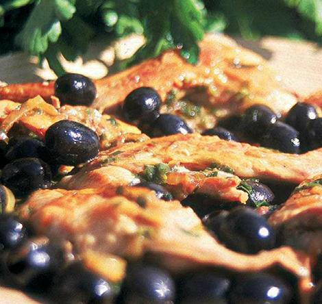 Lapin aux olives - Arnab ahil bij jilbana