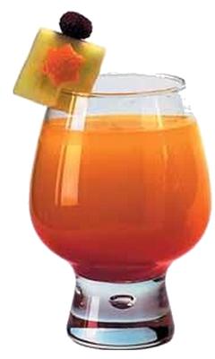 cocktail medaillon - Cocktail Médaillon pomme pamplemousse, sans alcool