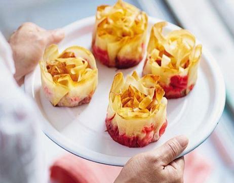croustades-pommes-framboises