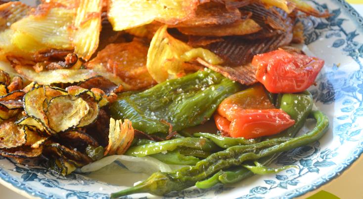 legumes frits - Un teint à l'éclat prodigieux avec Nuxe