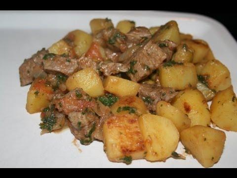 poulet-pommes-de-terre