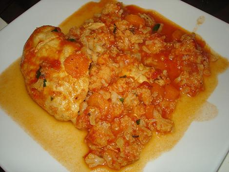 poulet-variantes