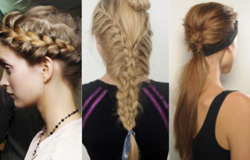 Comment faire une coiffure tresses gyptiennes ou tresse pi femme mag - Comment faire une natte africaine ...