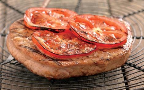darnes de thon - Darnes de thon au cumin - Cuisine au barbecue