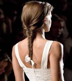 coiffure tresse egyptienne