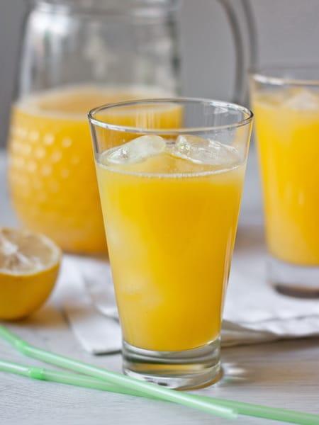 La limonade aux abricots